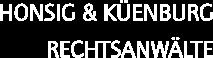 Logo Rechtsanwälte Honsig & Küenburg (GbR)